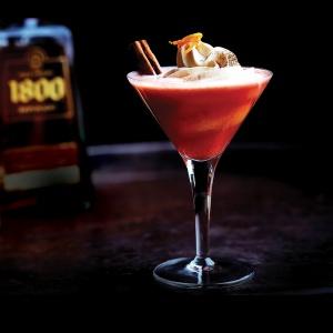 Hot Chai Cocktail
